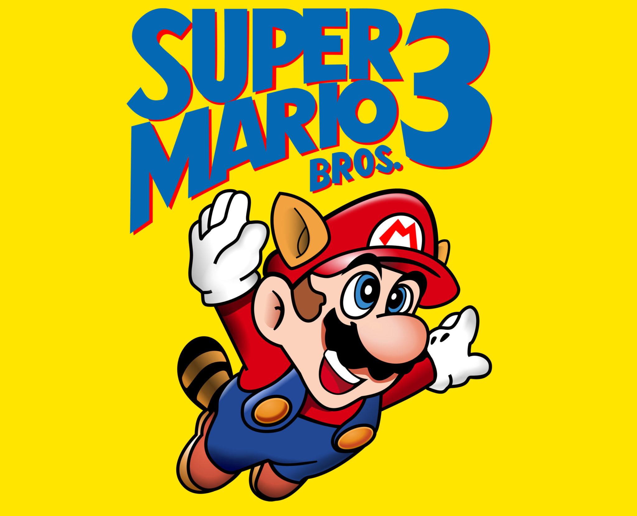 Super Mario Bros 3+ Wii