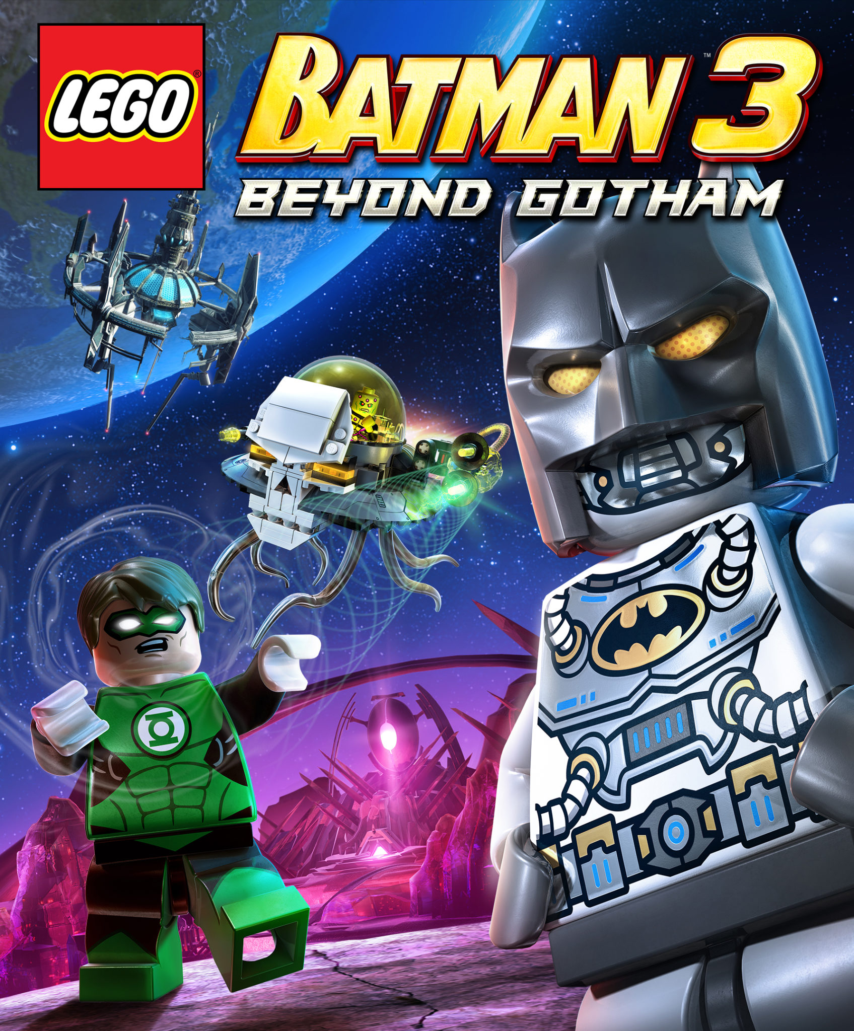 LEGO Batman 3 Beyond Gotham – PS3