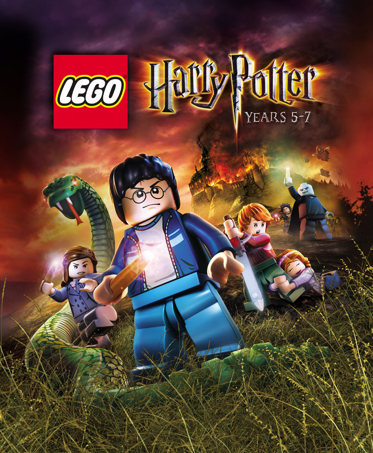 LEGO Harry Potter Years 5-7 – PS3