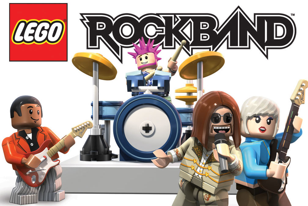 LEGO Rock Band – PS3