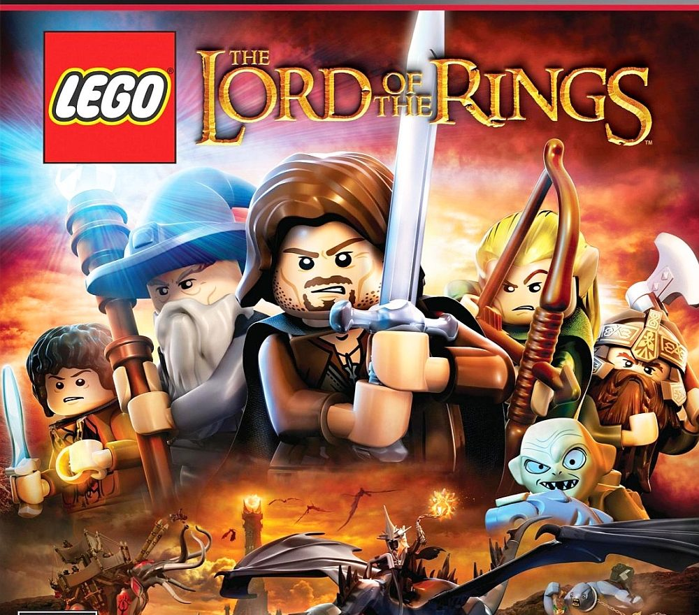 LEGO The Lord of The Rings – PS3