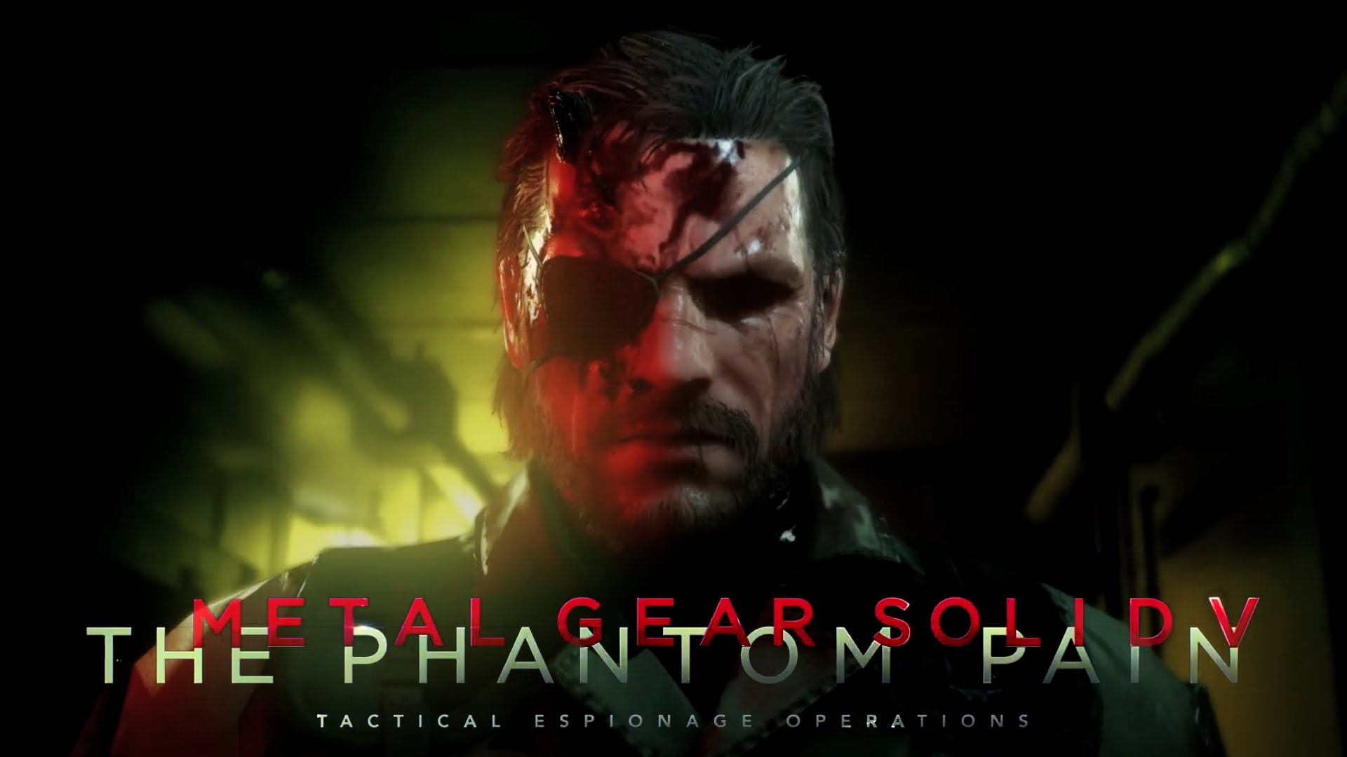 Metal Gear Solid V The Phantom Pain – XBOX 360