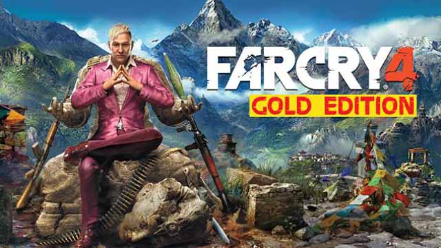 Far Cry 4 Gold Edition – PC