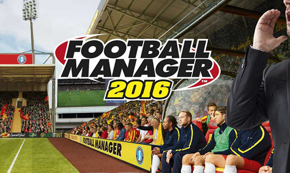 Football Manager 2016 – MAC