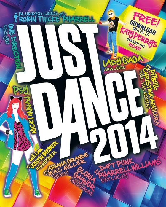 DLC Just Dance 2014 – XBOX 360