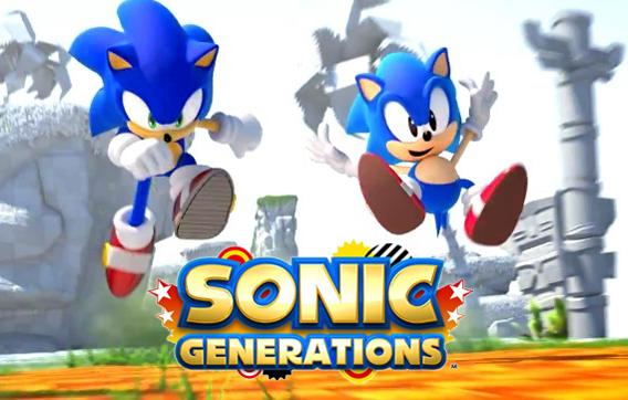 Sonic Generations – PS3