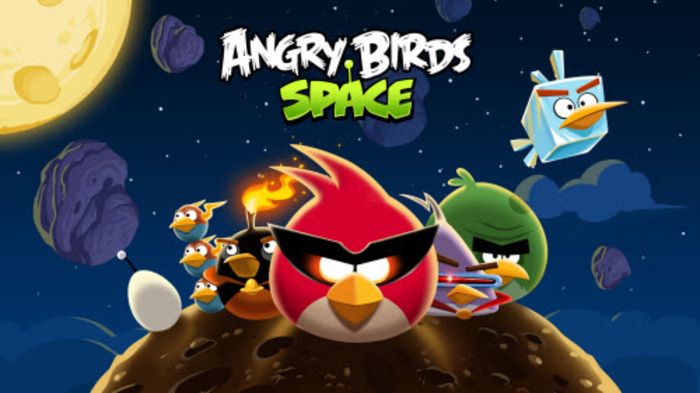 Angry Birds Space – IOS (iPad/iPhone)