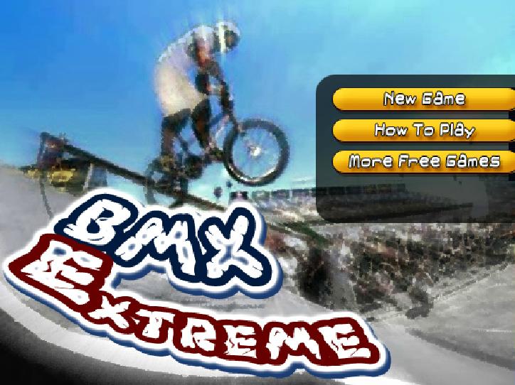 BMX Extreme – ONLINE