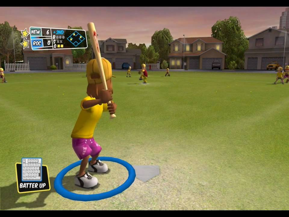 BackYard Sports – ONLINE