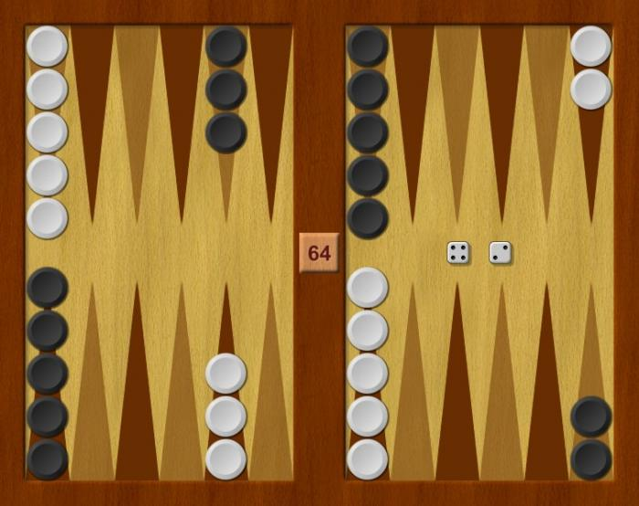 Backgammon – ONLINE
