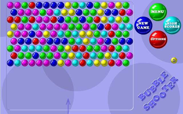 Bubble Shooter – ONLINE
