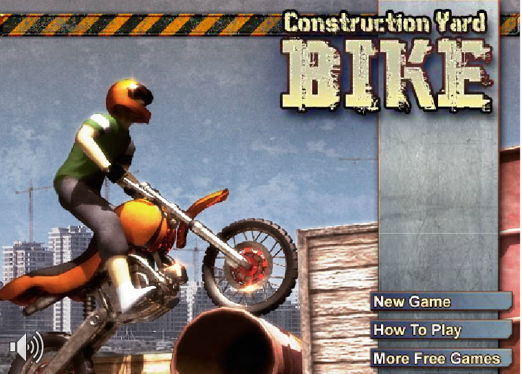 Construction Bike – ONLINE