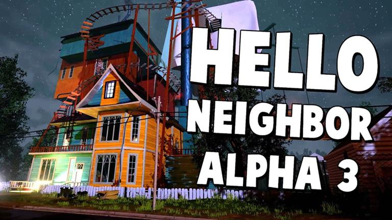 Hello Neighbor Alpha 3 – PC