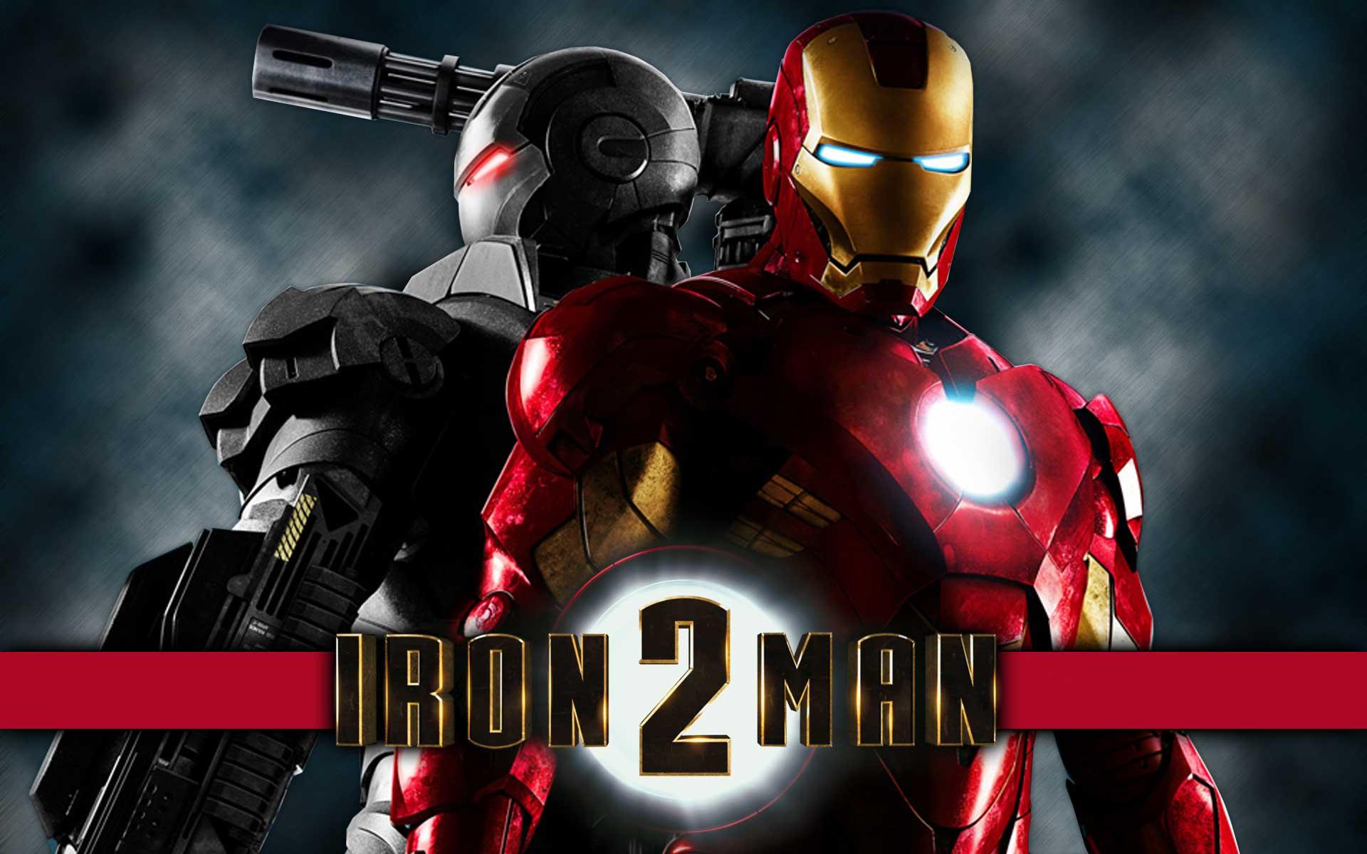 Iron Man 2 – ONLINE