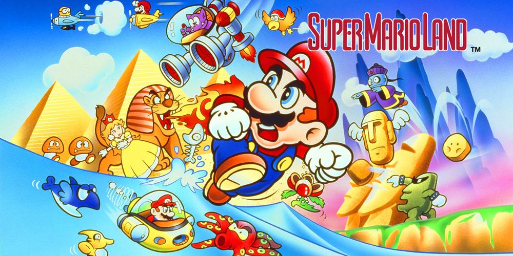 Super Mario Land – ONLINE