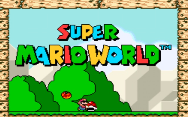 Super Mario World – ONLINE