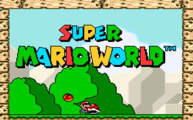 Super Mario World – ONLINE