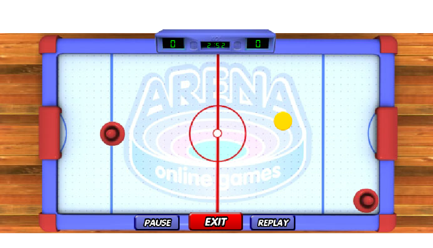 Table Hockey – ONLINE