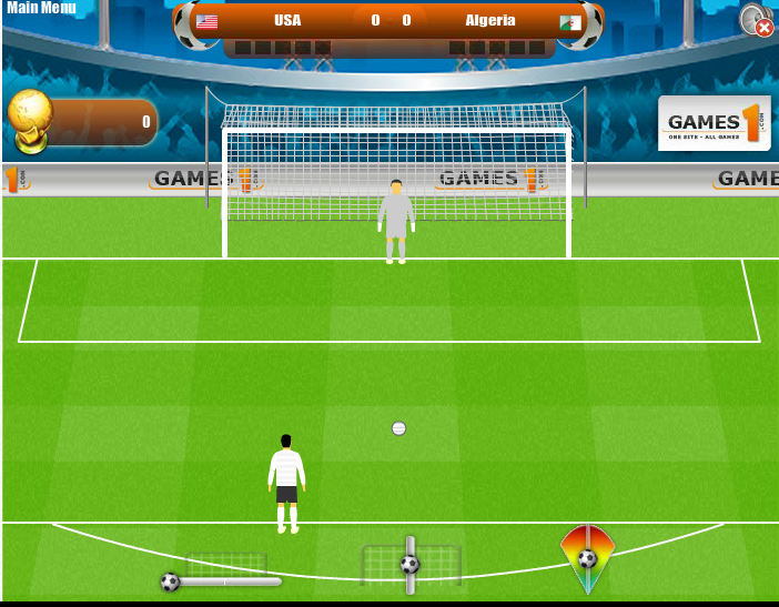 WorldCup Penalty – ONLINE