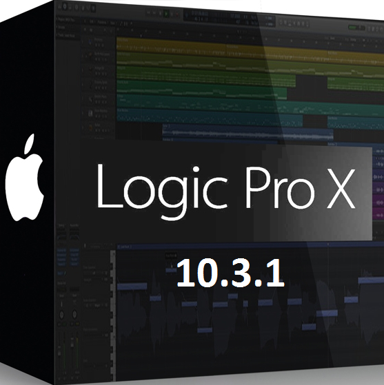 Logic Pro 10.3.1 – MAC