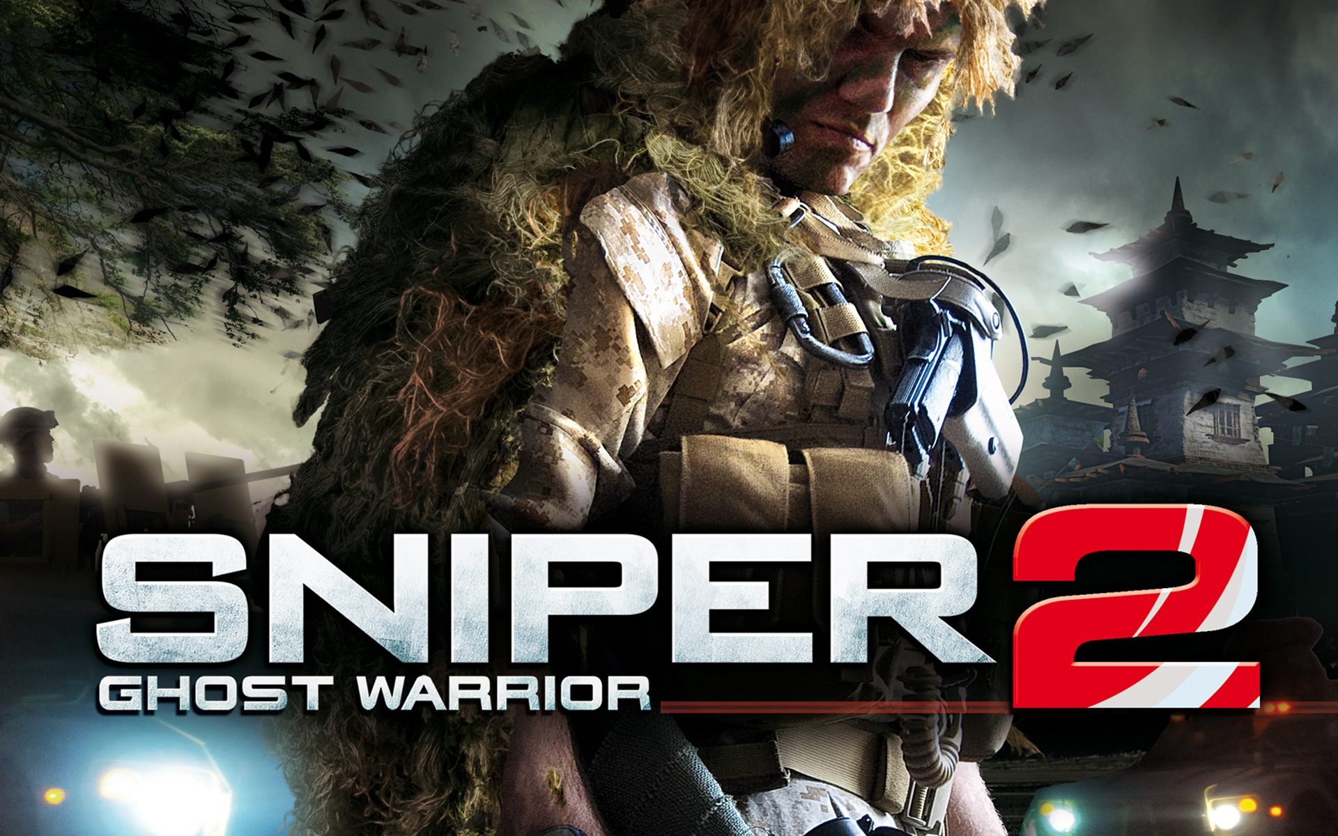 Sniper Ghost Warrior 2 – XBOX 360