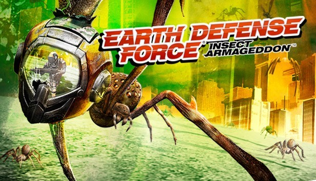 Earth Defense Force: Insect Armageddon – XBOX 360