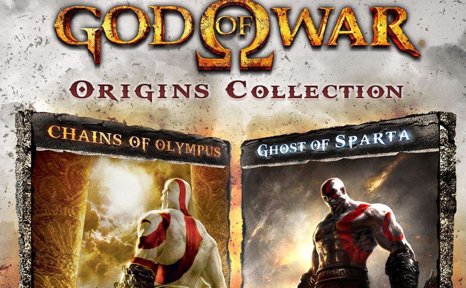 God of War Collection – PS3