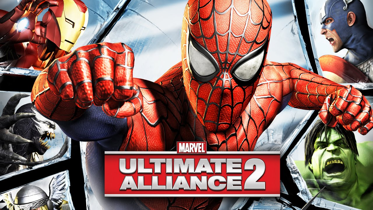 Marvel Ultimate Alliance 2 – XBOX 360