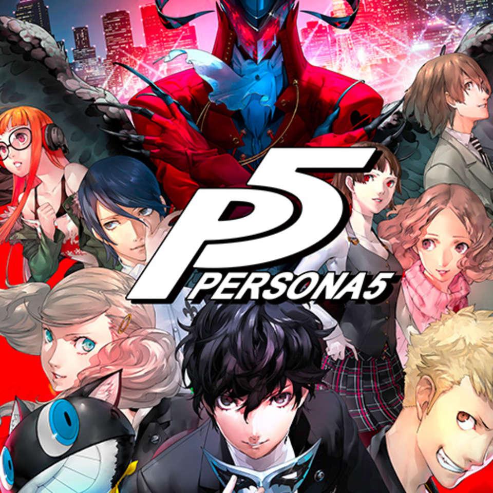 Persona 5 – PS3