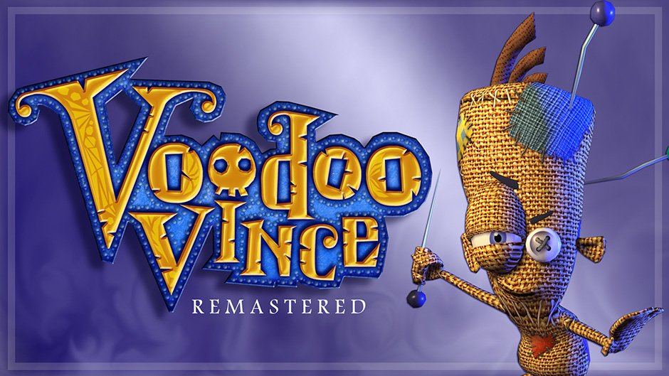 Voodoo Vince Remastered – PC