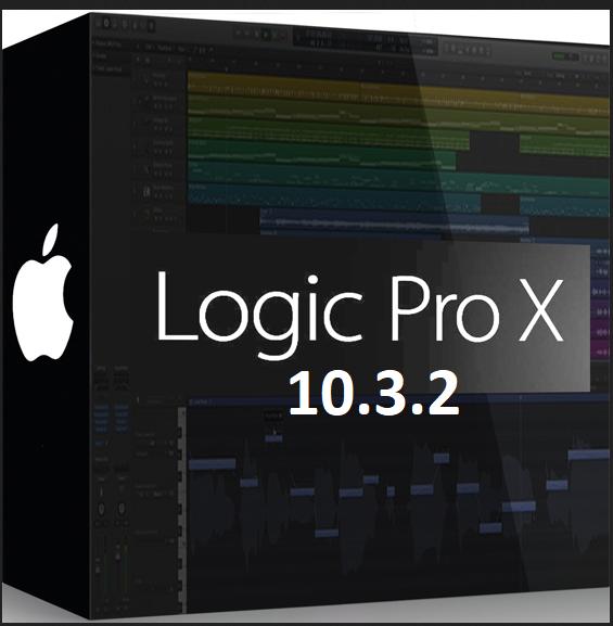 Logic Pro 10.3.2 – MAC