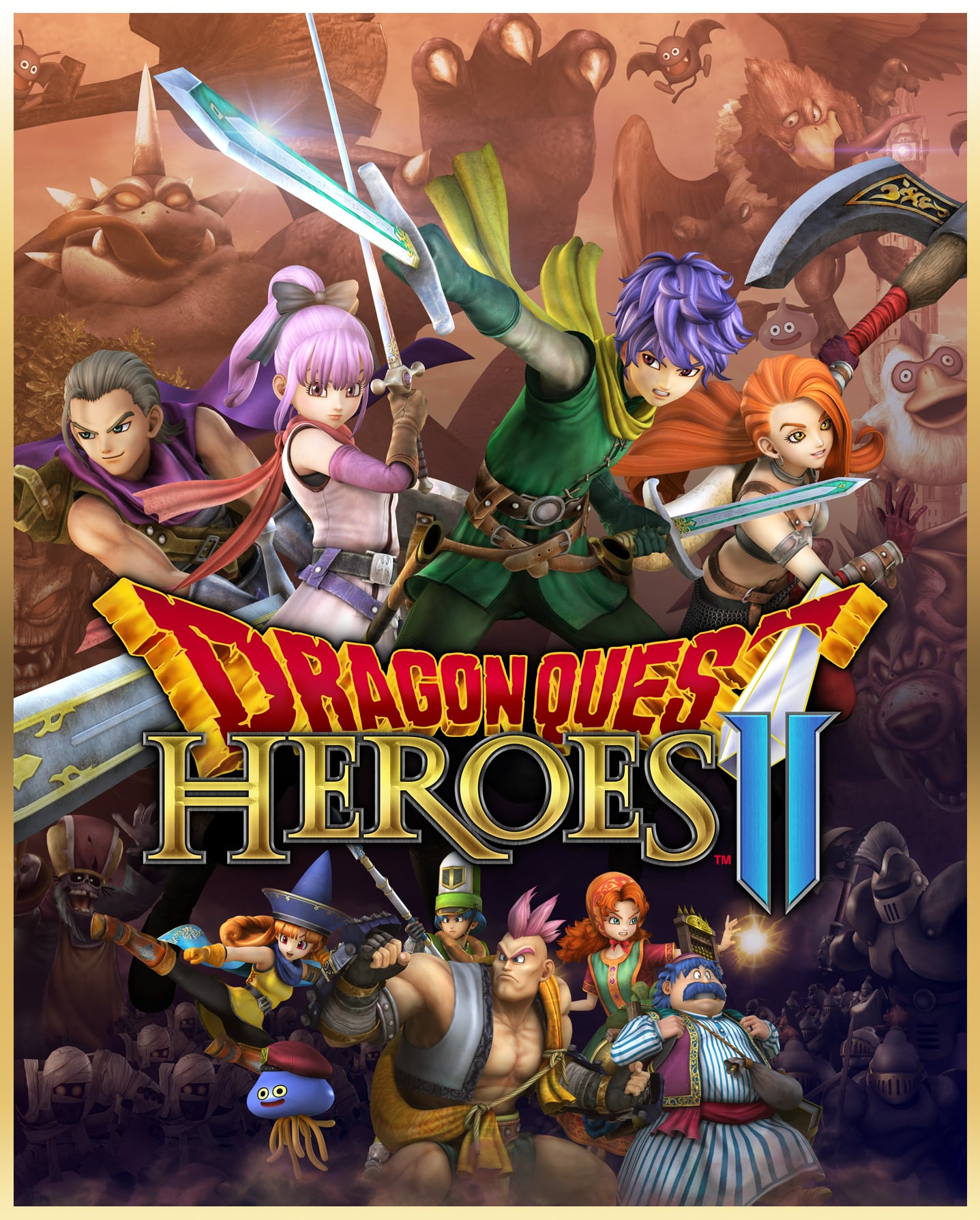 Dragon Quest Heroes 2 – PC