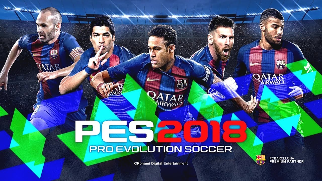 Pro Evolution Soccer 2018 – PC