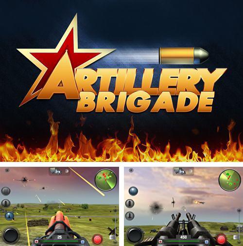 Artillery Brigade – IOS (iPad/iPhone)