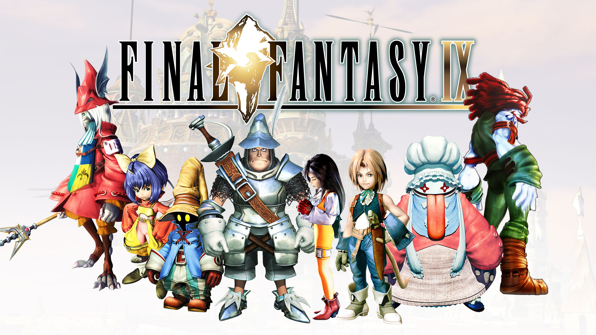 FINAL FANTASY Ⅸ v1.4.9 – IOS (iPad/iPhone)