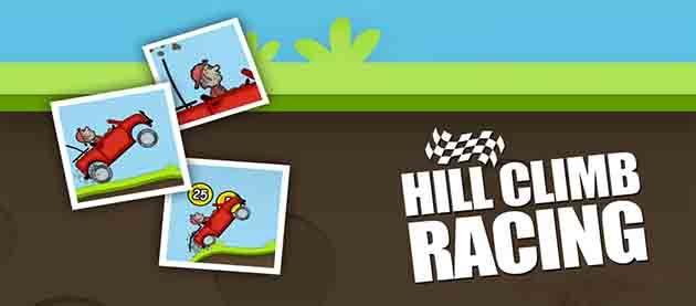 Hill Climb Racing – IOS (iPad/iPhone)