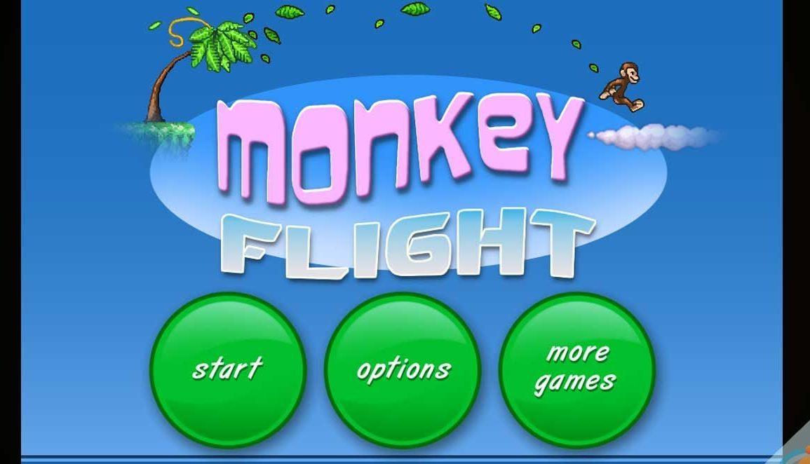 Monkey Flight – IOS (iPad/iPhone)