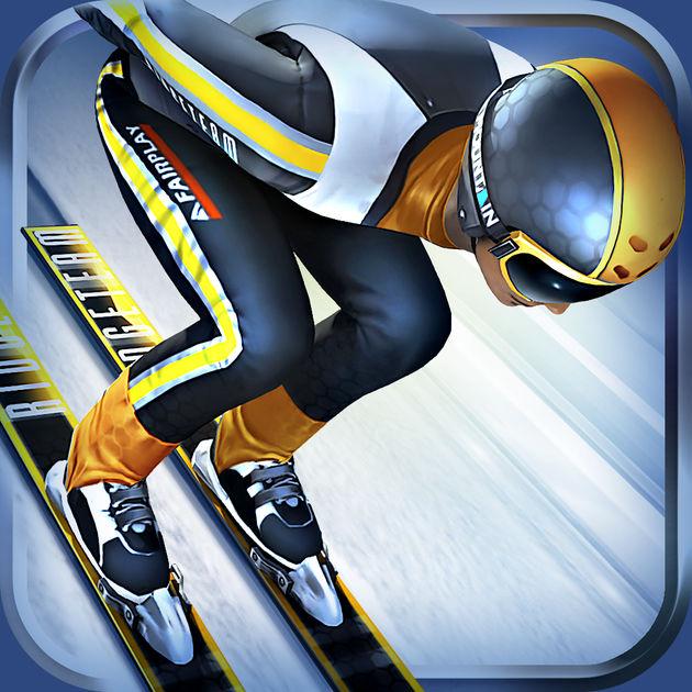 Ski Jumping 2012 – IOS (iPad/iPhone)