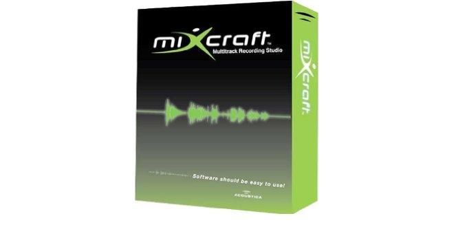 Mixcraft 4.5