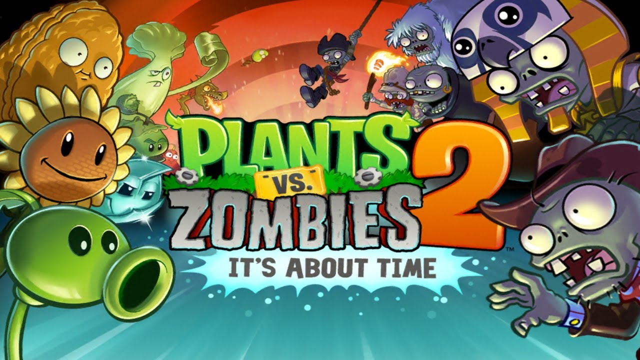 Plants vs. Zombies™ 2 – IOS (iPad/iPhone)