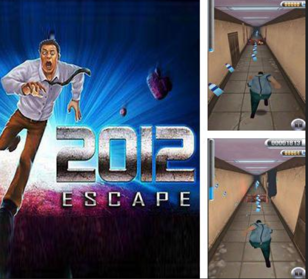 Escape 2012 – IOS (iPad/iPhone)