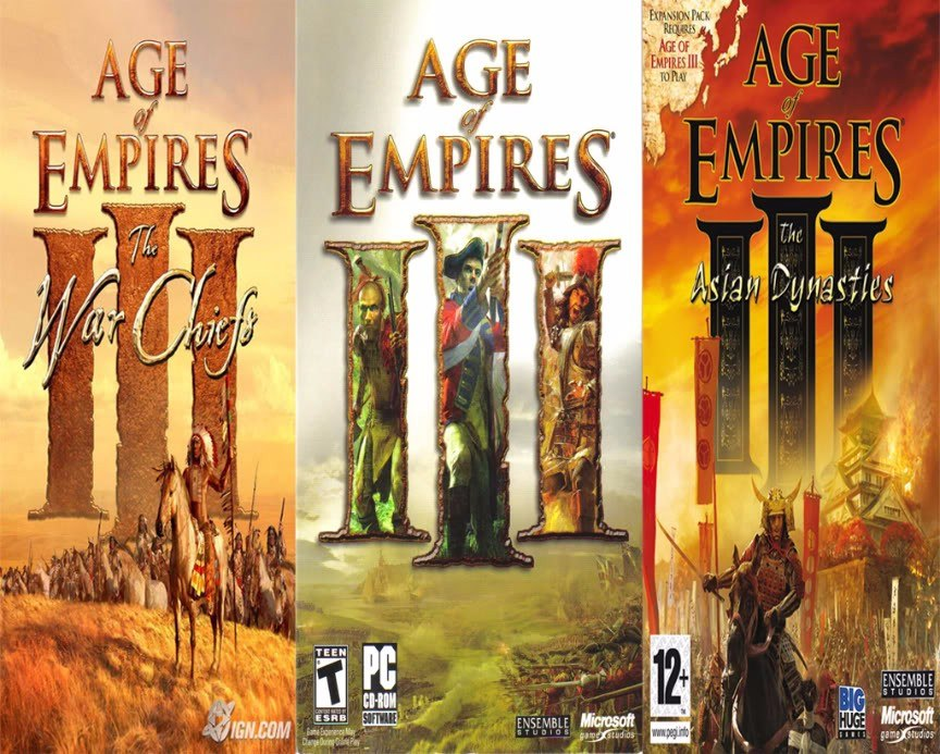Age of Empires 3 Complete Collection – PC