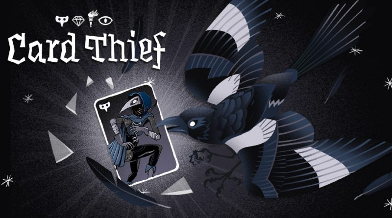 Card Thief v1.2.1 – IOS (iPad/iPhone)