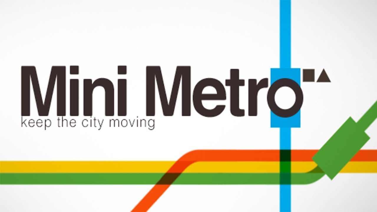 Mini Metro v1.9 – IOS (iPad/iPhone)