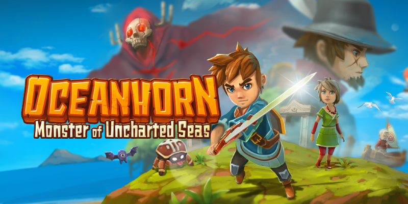 Oceanhorn v3.3  – IOS (iPad/iPhone)
