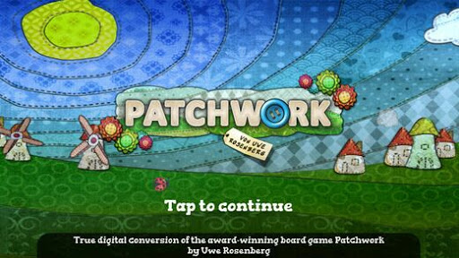 Patchwork The Game v1.53 – IOS (iPad/iPhone)