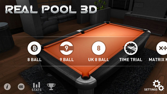 Real Pool 3D Plus v2.4 – IOS (iPad/iPhone)
