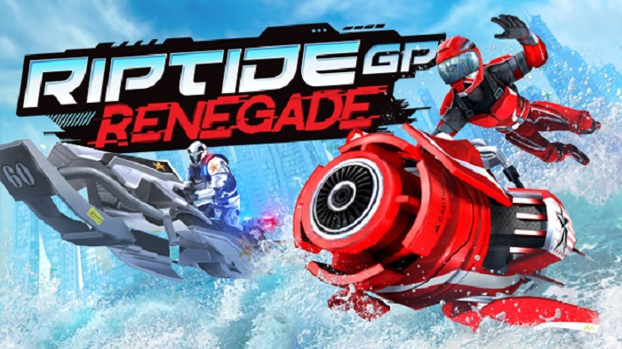 Riptide GP Renegade v1.2.1 – IOS (iPad/iPhone)