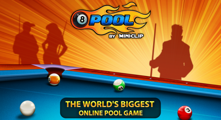 8 Ball Pool ™ v3.11.1 – IOS (iPad/iPhone)