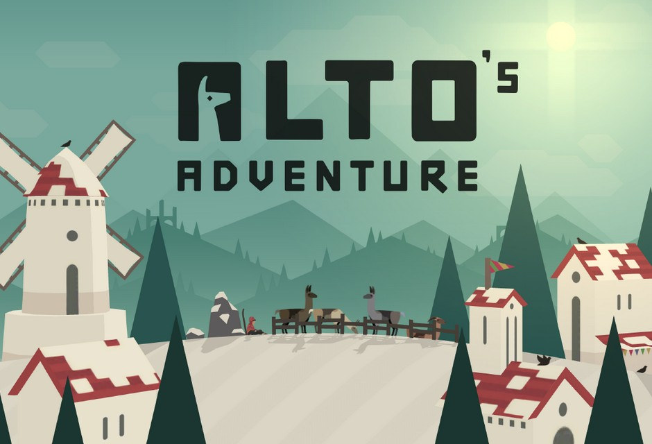 Alto's Adventure v1.6 – IOS (iPad/iPhone)